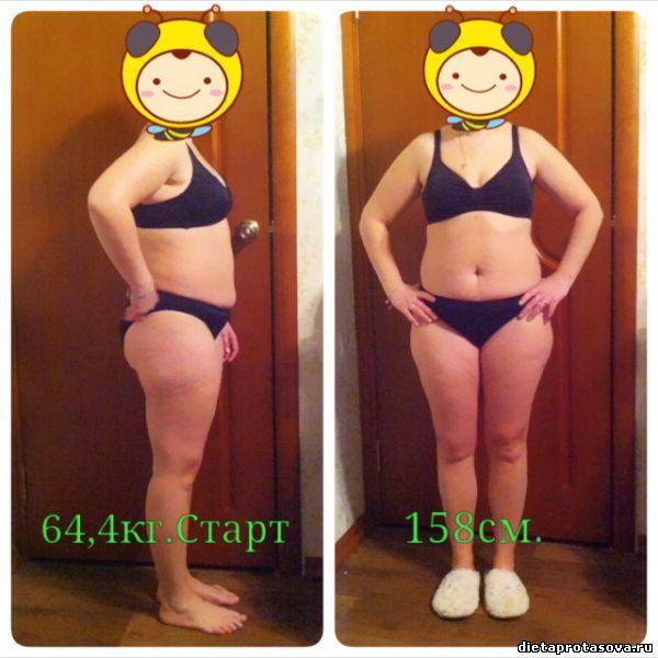 ДИЕТА КИМА ПРОТАСОВА Похудеть за месяц не считая